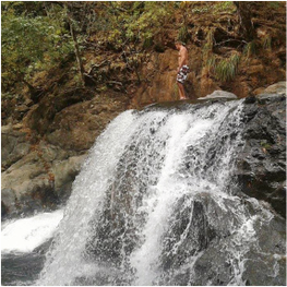 Waterfall in the Woods Tour in Playa Samara with Leo Tours